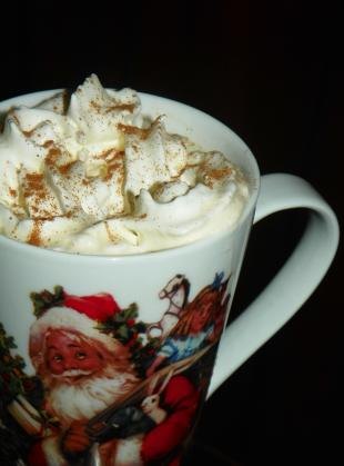 Cinnamon, Kahlua and Cream - Oh My! Recipe