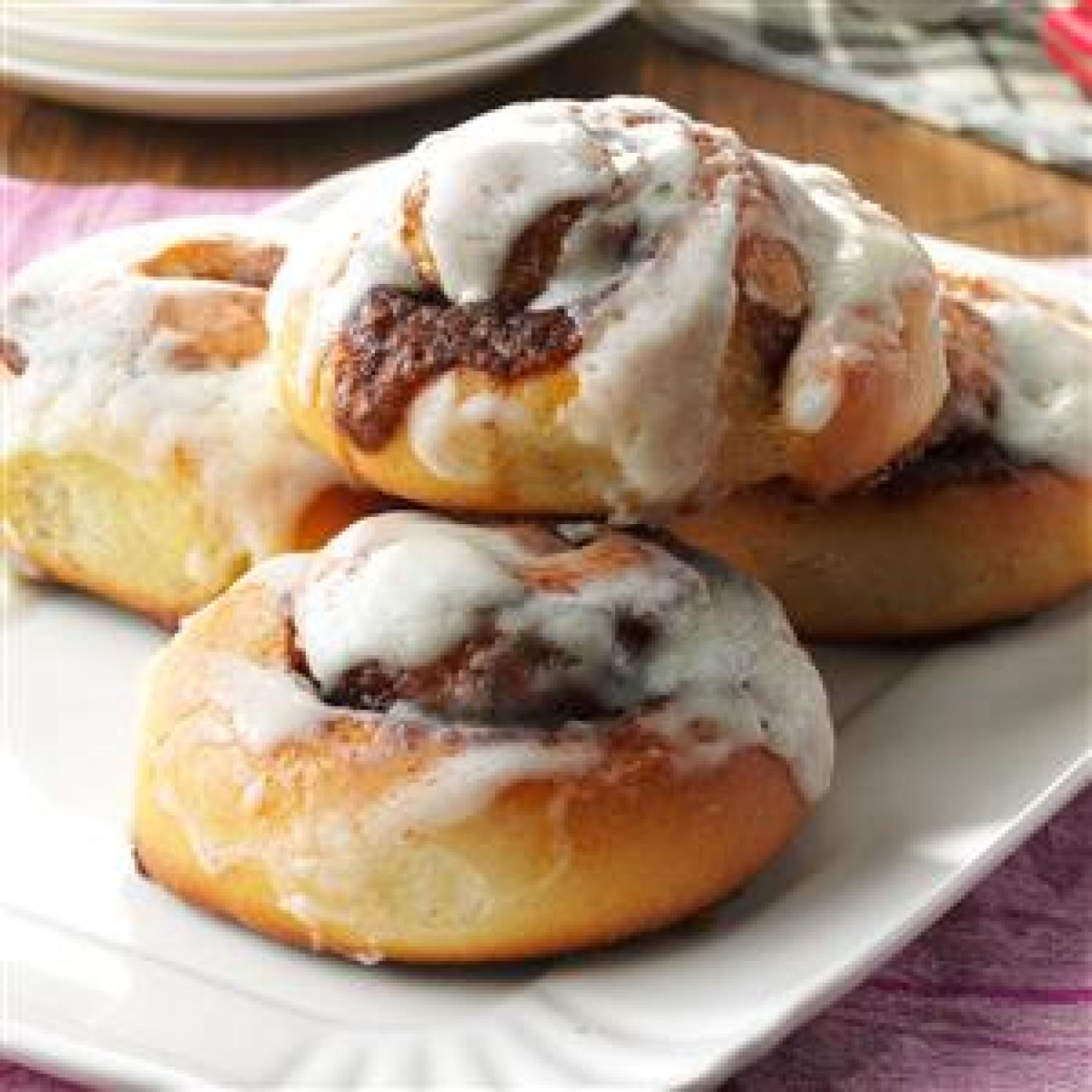 Best Cinnamon Rolls Recipe | Just A Pinch Recipes