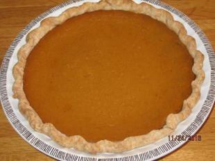 Pie Crust - Joyce's Recipe
