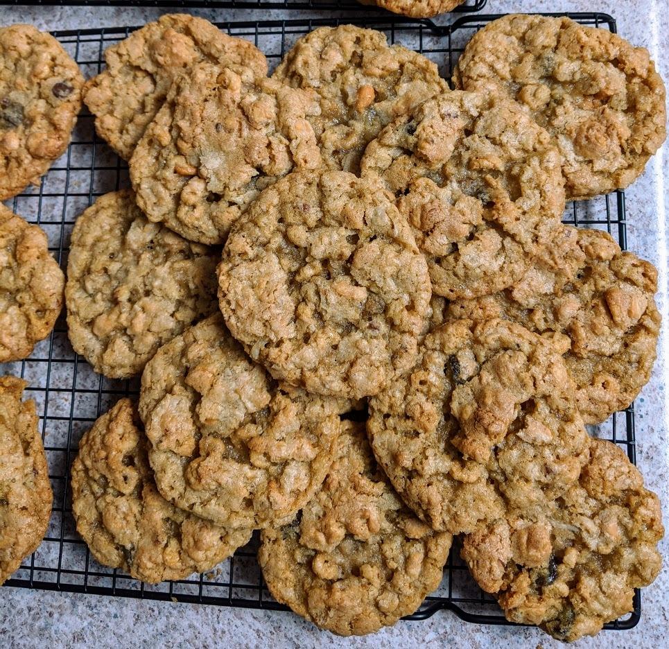 Honey Nut Cheerios Cookies Recipe