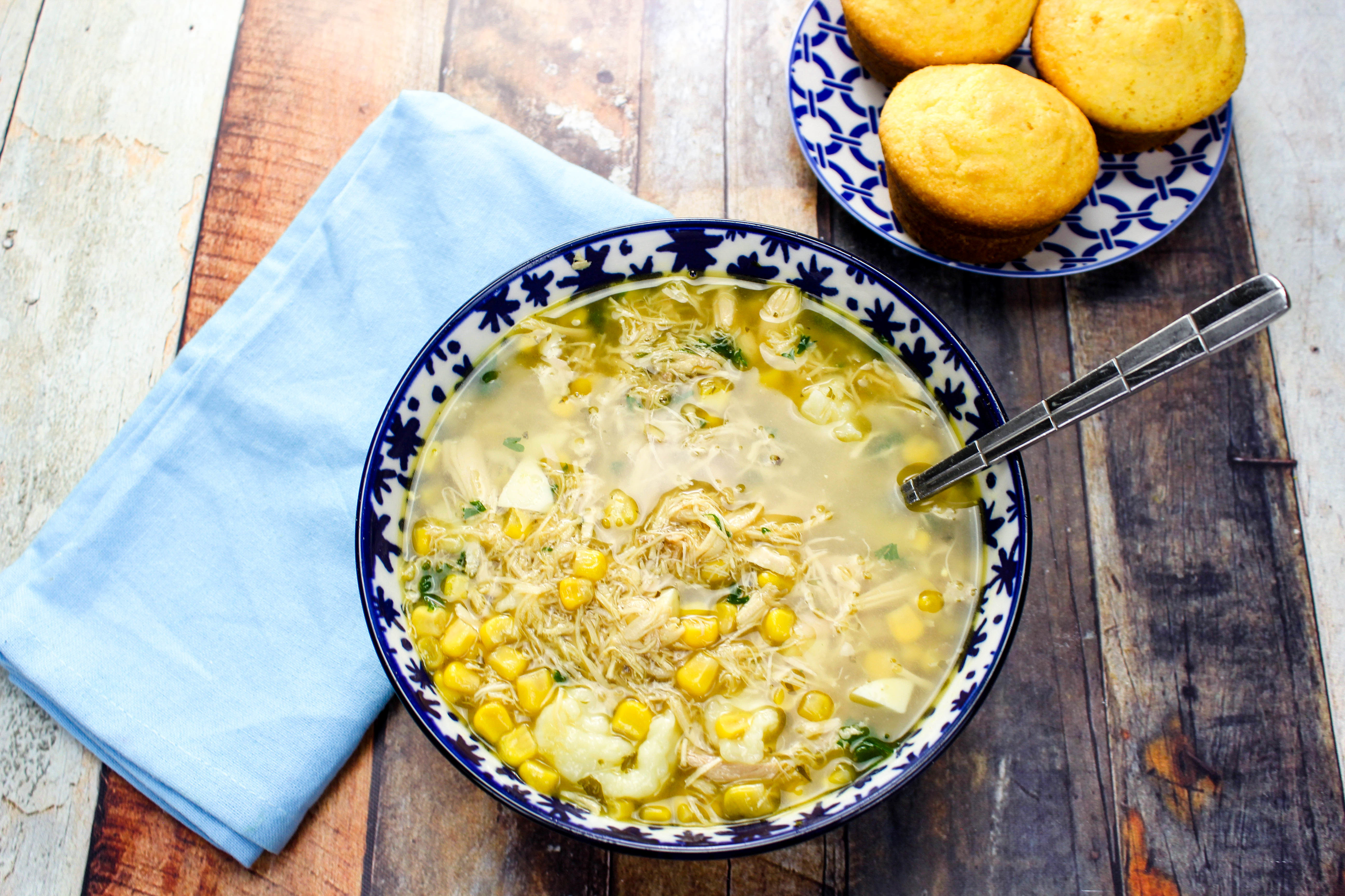 PA Dutch Chicken Corn Soup Recipe