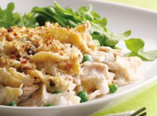 Tuna Casserole Supreme Recipe