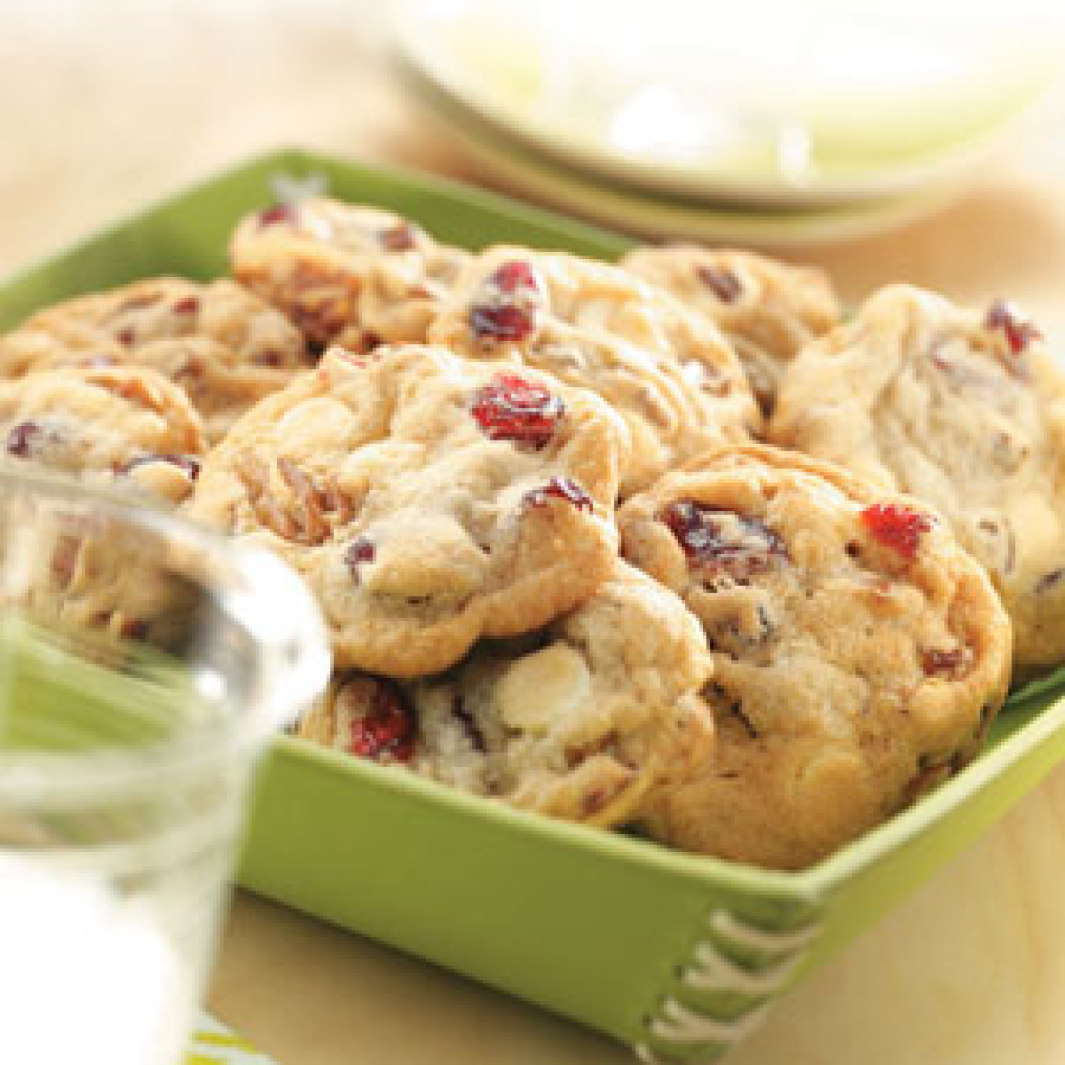 Cranberry Pecan Cookies Recipe | Just A Pinch Recipes