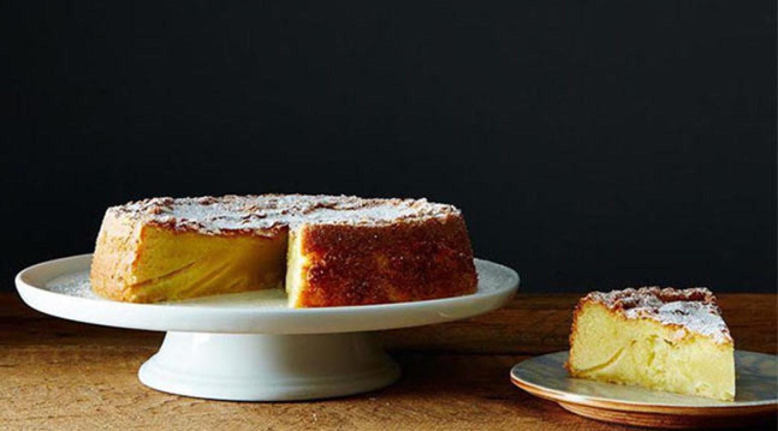 Chez Panisse Almond Cake