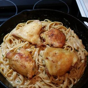 Chicken & Pasta Recipe