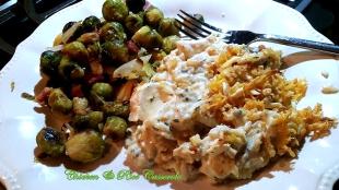 ~ Chicken & Rice Casserole ~ Recipe