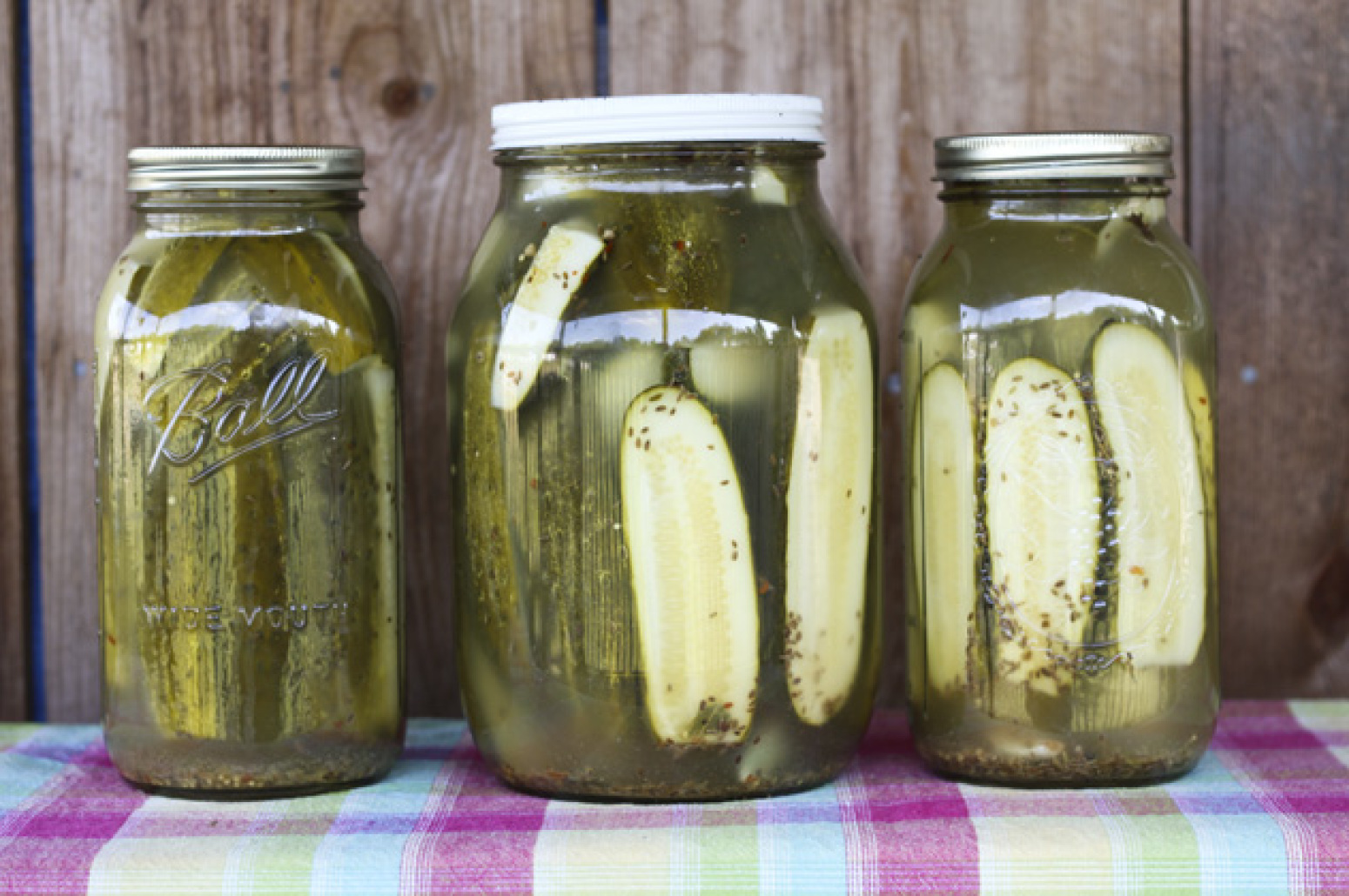 Homemade Claussen KnockOff Pickles Recipe 3 | Just A Pinch Recipes