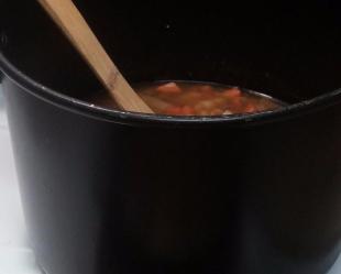 Simple Beef Barley Soup