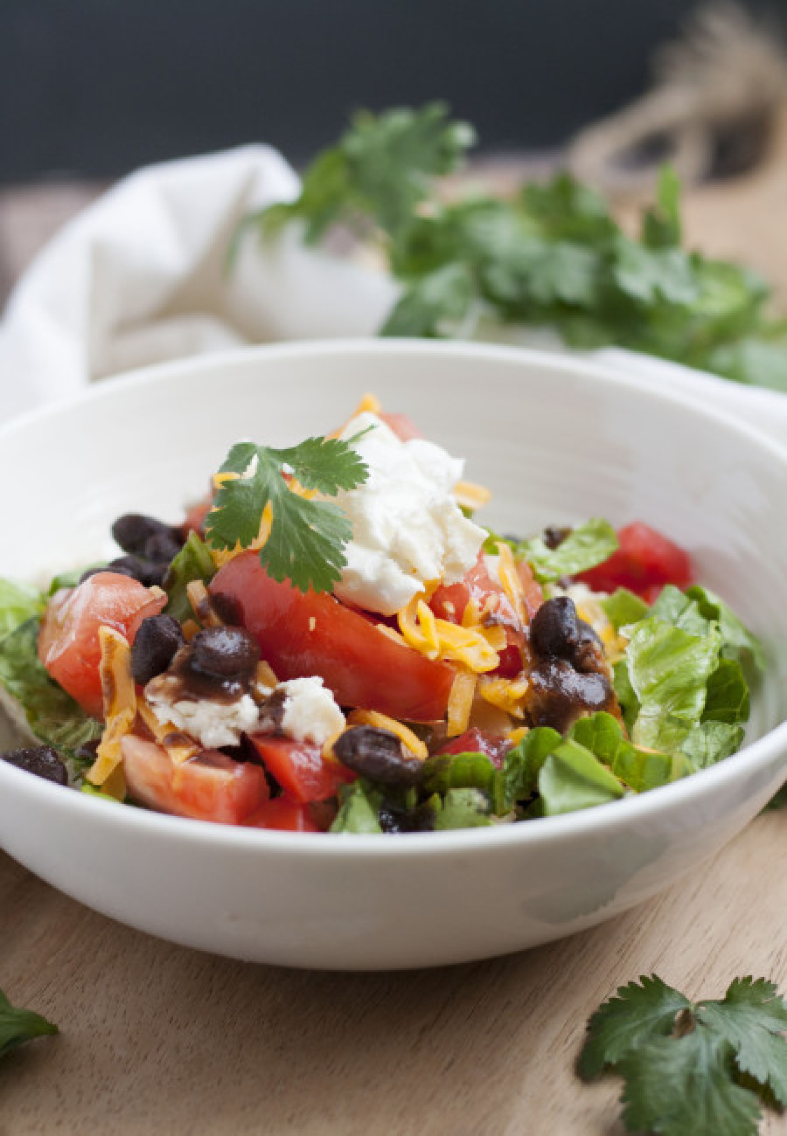 Chicken and Black Bean Burrito Bowl 5 Servings Recipe | Just A Pinch ...
