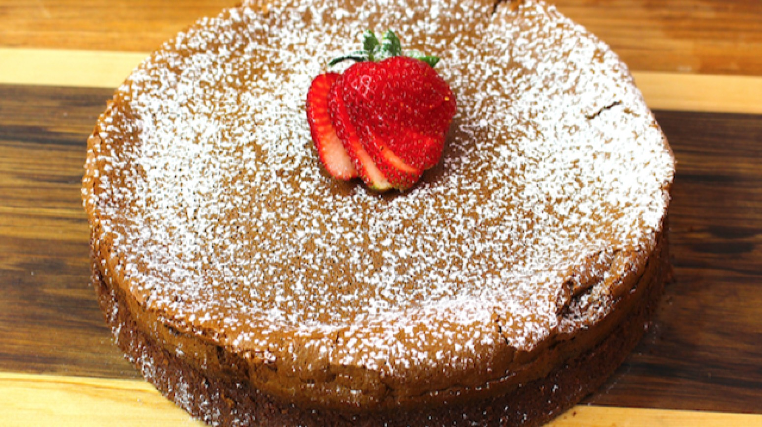Flourless Nutella Cake Recipe