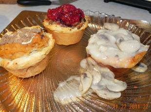 Mini Thanksgiving Leftover Pies Recipe