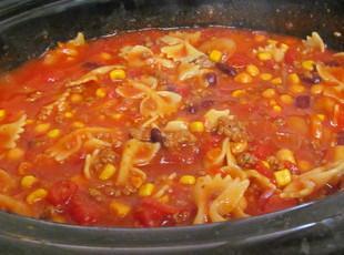 Mama's Goulash--My Way! Recipe