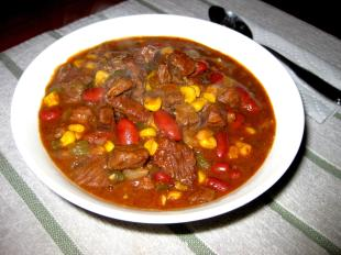 Chuckwagon Chow Recipe