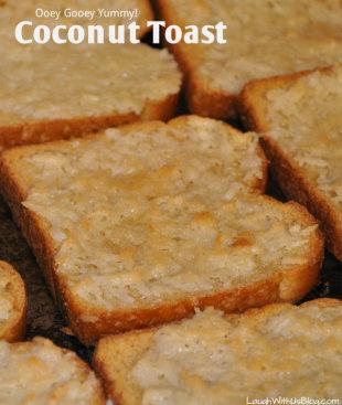 Coconut Toast