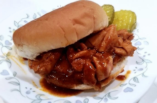 ~ Game Day  Chunky Chicken Sliders  ~ Quick Recipe