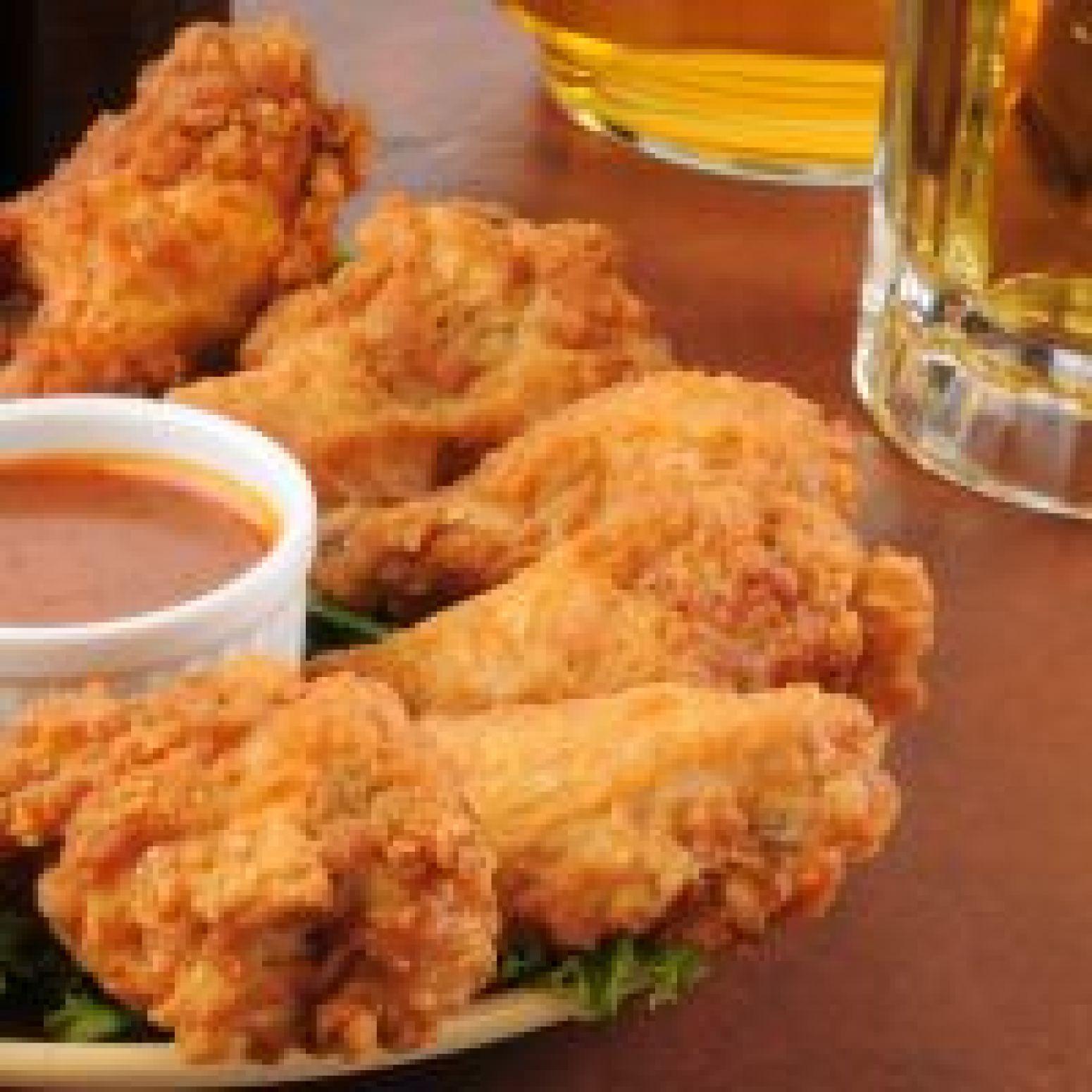 Restaurantinspired buffalo chicken wings recipe 2 just a for Buffalo fish taste