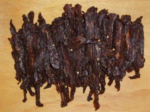 Homemade Teriyaki Beef Jerky Recipe