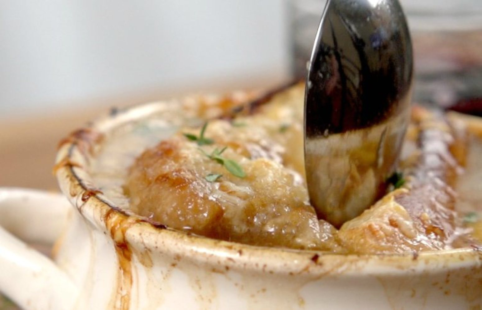 CROCKPOT FRENCH ONION SOUP Recipe 9 | Just A Pinch Recipes
