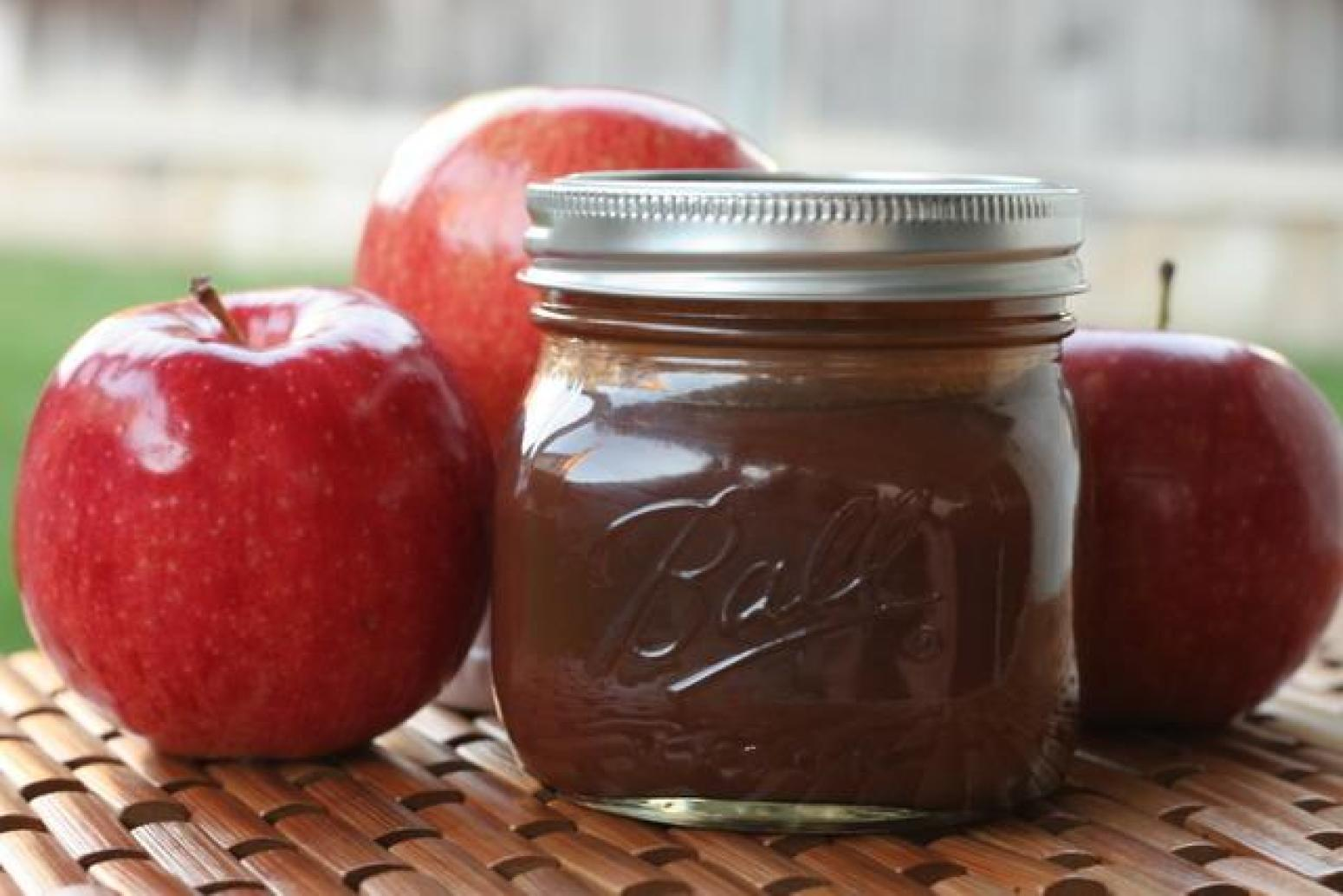 OldFashioned Apple Butter Pie Recipe | Just A Pinch Recipes