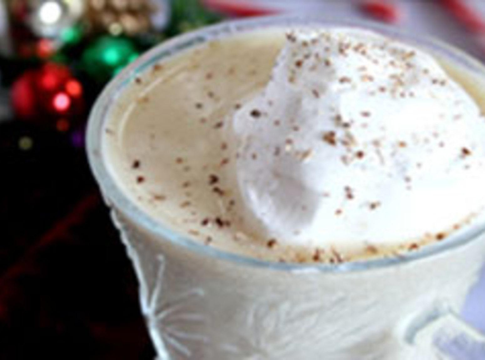 Sugar Free Low Carb Egg Nog Recipe