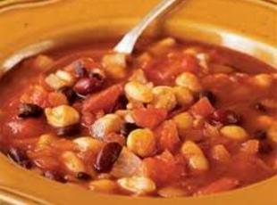 Susan's Vegetarian Chili
