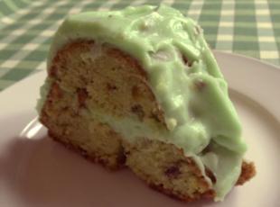 Pistachio Nut Cake Recipe