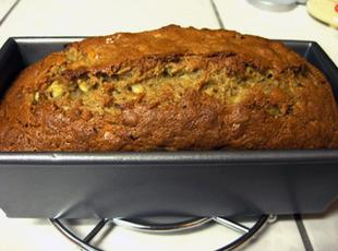 Extreme Banana Nut Bread