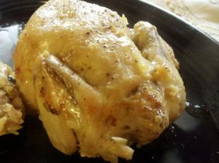 Crock Pot Rosemary Cornish Game Hen Recipe