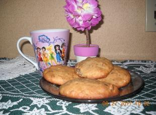 Grandmy's spiced sugar cookies. Recipe
