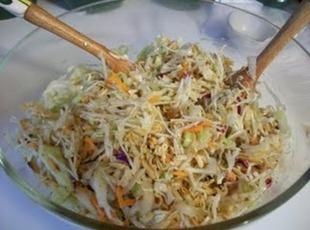 Oriental Coleslaw Recipe