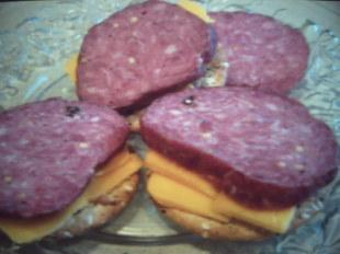 GERMAN SUMMER SAUSAGE Recipe
