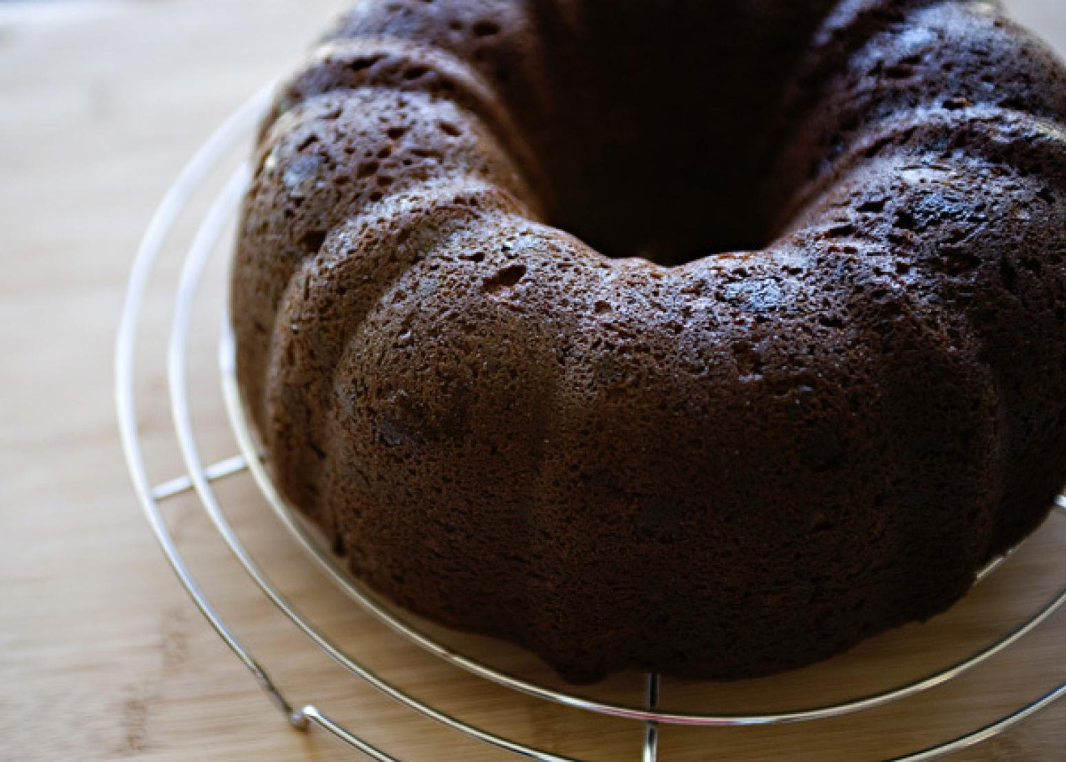 Karen's Chocolate Kahlua Cake Recipe