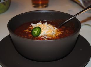 Everything and More Chili!!!!! Recipe
