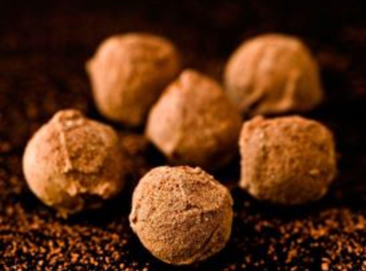 International Delights Truffles Recipe