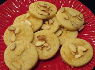 Nicky's Sand Tart Cookies Recipe