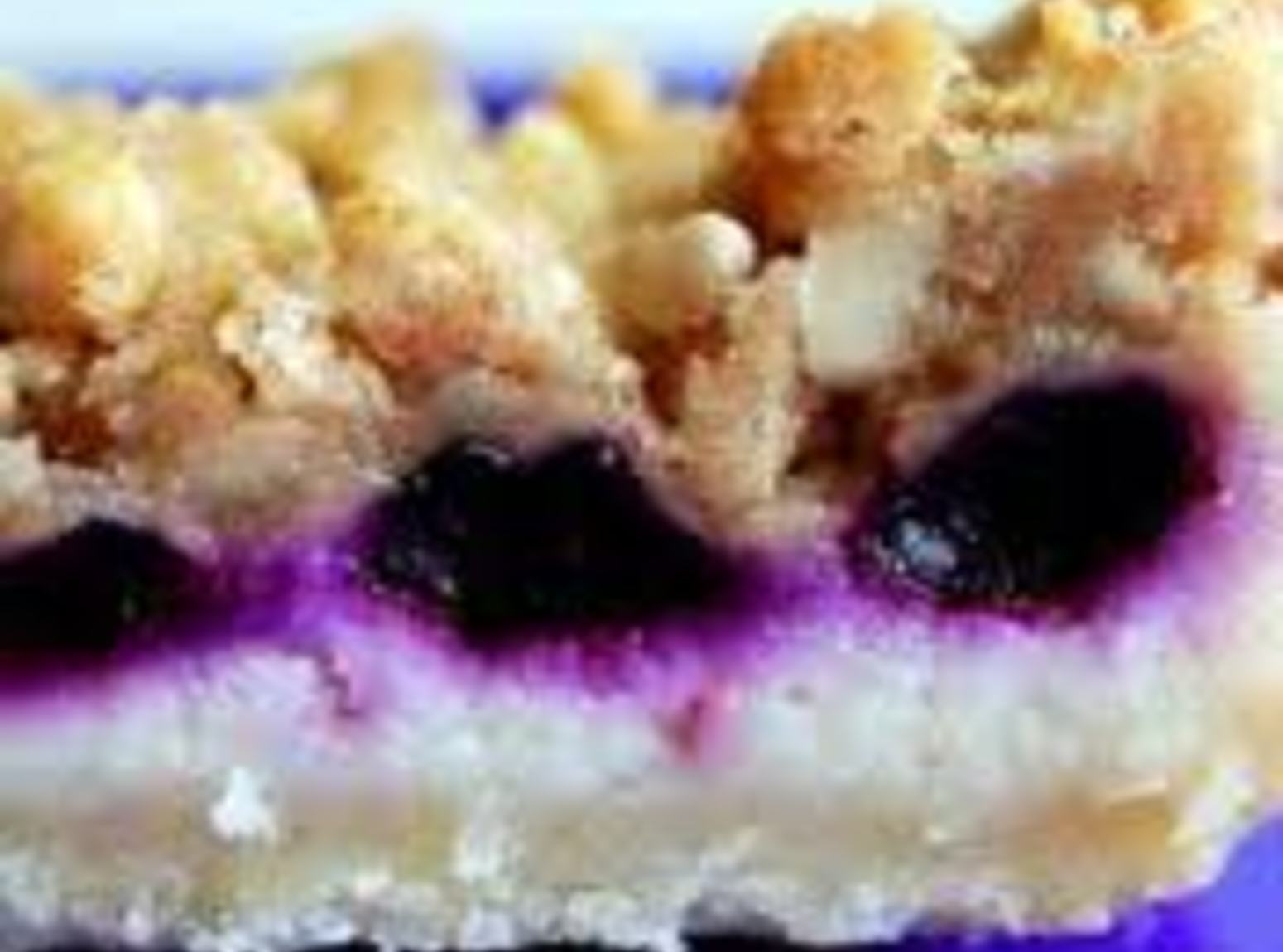 Coconut Lemon Blueberry Cheesecake Bars Recipe | Just A Pinch Recipes