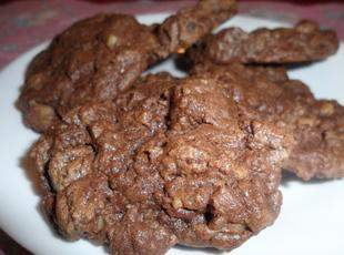 Decadent Chocolate Cookies Recipe