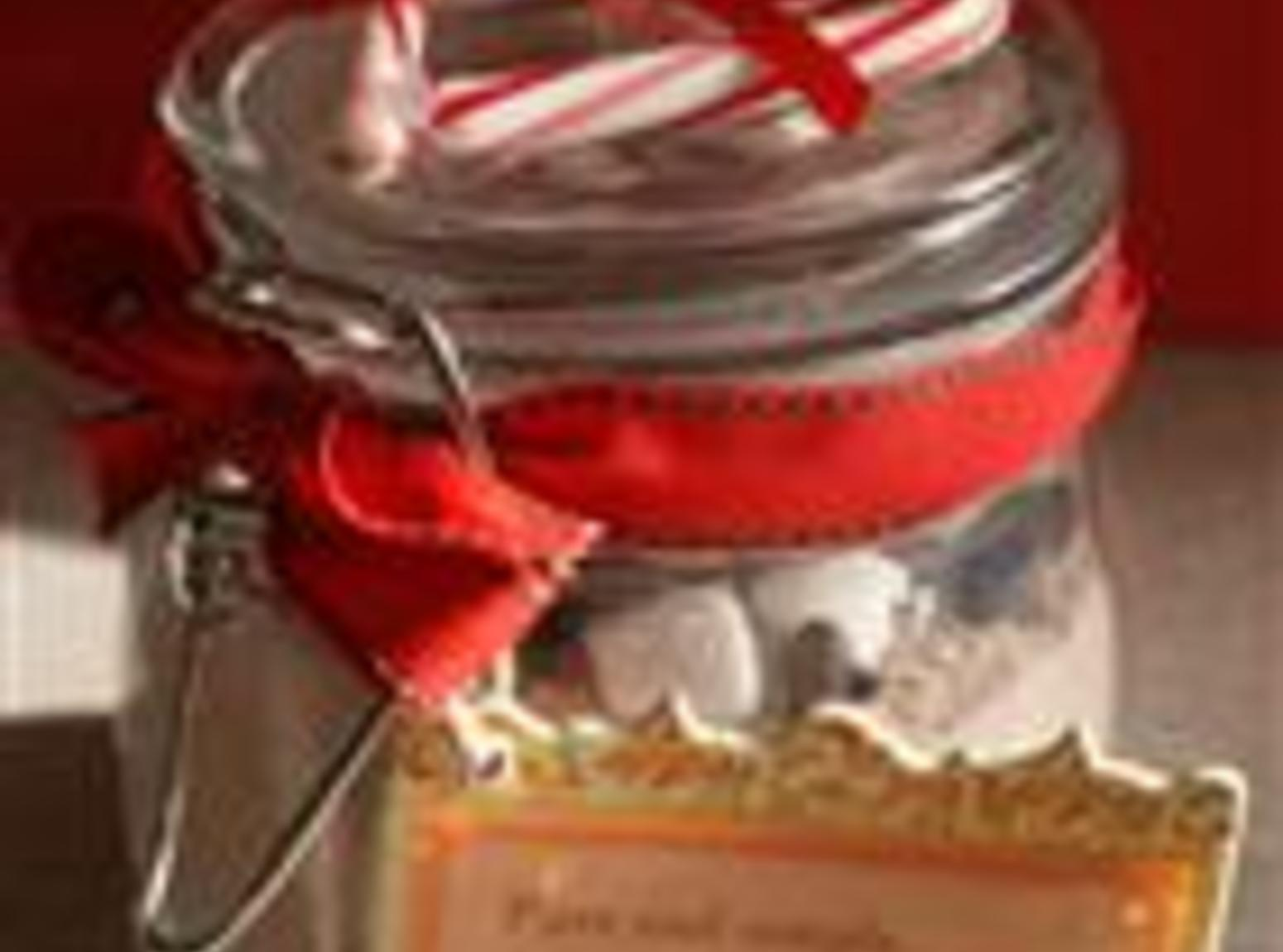 Hot Cocoa Mix in a Jar Recipe | Just A Pinch Recipes