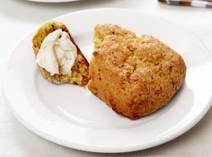 Buttermilk Scones w/ 2 Spreads Recipe