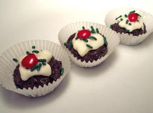 Little Christmas Puddings Recipe