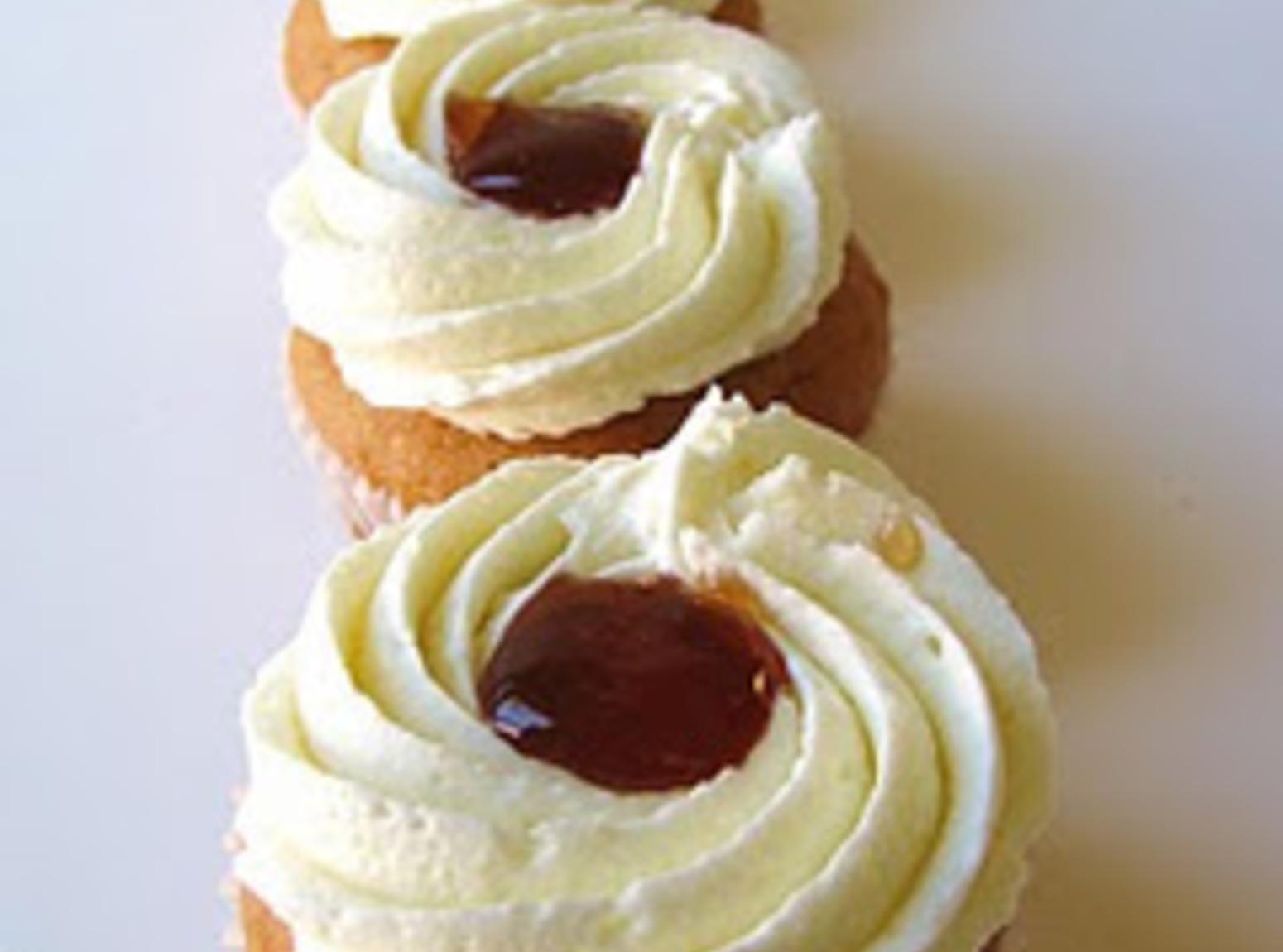 Guava Cupcakes Recipe