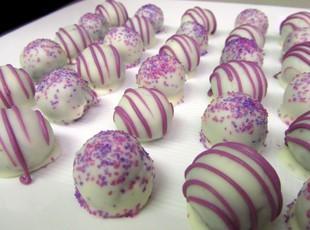 Golden Oreo Cookie Balls