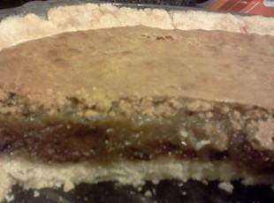 Chocolate Chip Pie Recipe