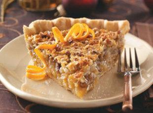 Ambrosia Pecan Pie Recipe