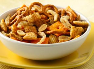 Steakhouse Chex Mix Recipe