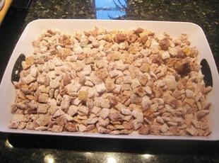 Pink Powder Puff Crunch Mix Recipe