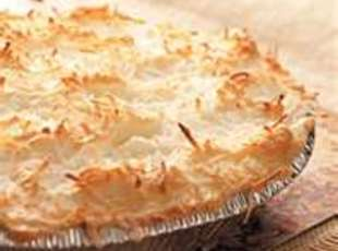 Mama's coconut pies Recipe