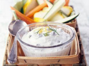 Lemon Dill Dip Recipe