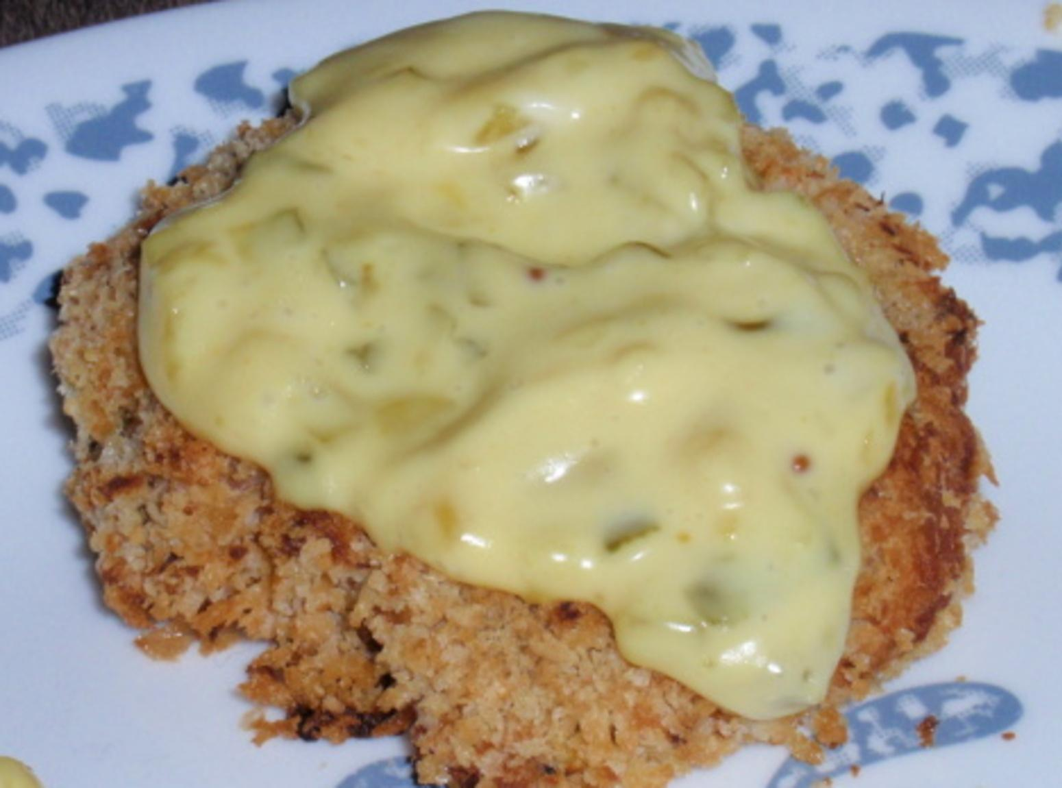 Tuna Cakes with Mock Tartar Sauce Recipe | Just A Pinch Recipes