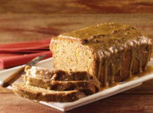 Caramel Apple Ginger Bread Recipe